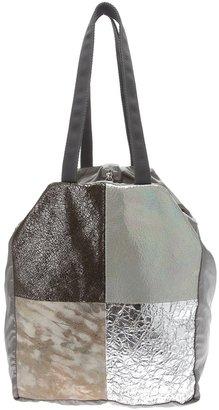 Carmina Campus re-used medium satchel bag