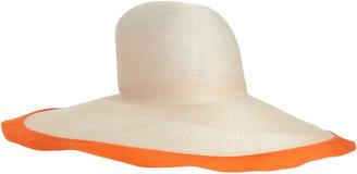 Noël Stewart Wide Brim Beach Hat