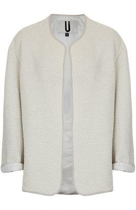 Topshop **Textured Jacket by Unique