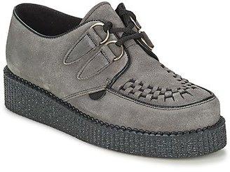 Underground WULFRUN SUEDE women's Casual Shoes in Grey