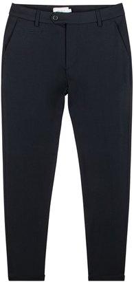 Les Deux Como Navy Slim-leg Trousers