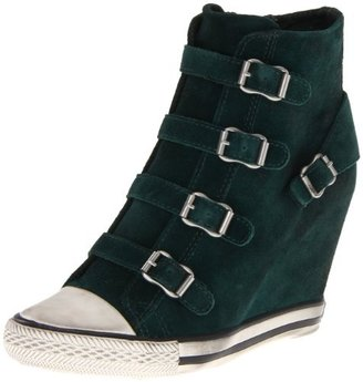 Ash Women's United 4 Buckle High Wedg...