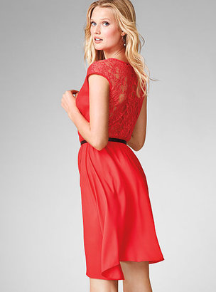 Victoria's Secret Lace-back Dress