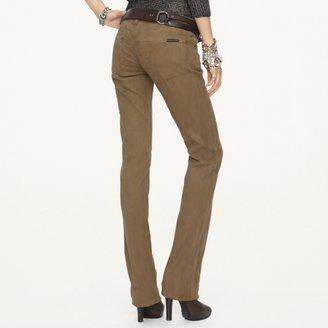 Ralph Lauren Black Label Denim 380 Bootcut Jean