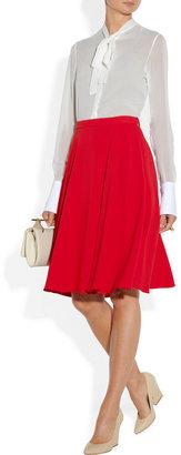 Cady circle skirt