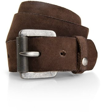 HUGO BOSS 'Juveno' | Leather Belt by BOSS Orange