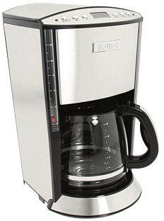 Krups 12-Cup Glass Filter Coffee Maker