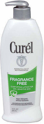 Curel Daily Lotion for Dry Skin Fragrance-Free
