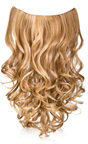Ken Paves 23 Inch Wavy Extension - Ginger Blonde