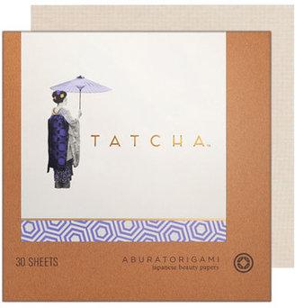 Bliss Tatcha aburatorigami japanese beauty papers (original)