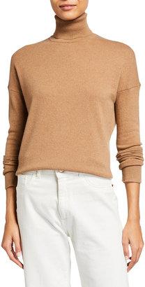 Theory Karenia Turtleneck Cashmere Sweater