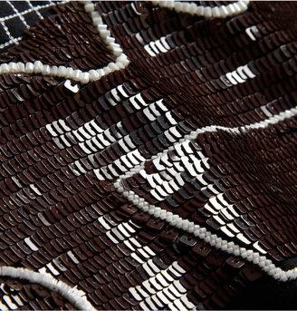 Raf Simons Embellished Cotton-Jersey T-Shirt