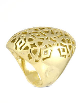 Kendra Scott Rochelle Gold-Plated Ring