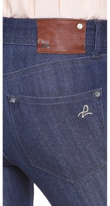 DL1961 Nina Ultra High Rise Skinny Jeans