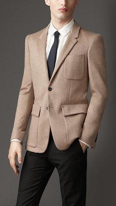 Burberry Modern Fit Cashmere Blazer
