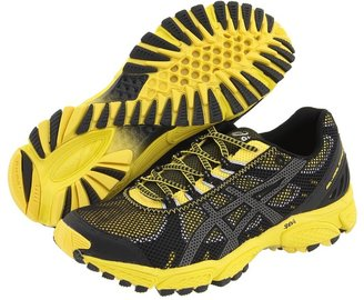Asics Gel-Trail Attack 7 (Bumble Bee/Silver/Black) - Footwear