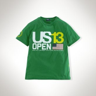 Cotton US Open Graphic Tee