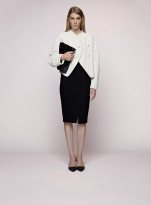Proenza Schouler Cropped Double Breasted Jacket