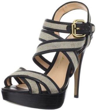 Luiza Barcelos Women's HK004A Ankle-Strap Sandal