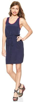 Gap Piped racer dress