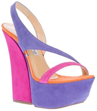 Gianmarco Lorenzi Collector platform sandal