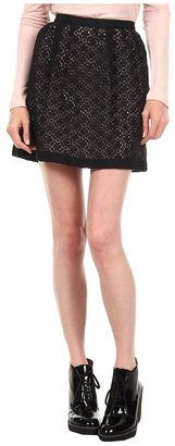 Marc by Marc Jacobs Collage Lace Skir Women's Skir