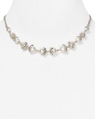 "Nadri Romancing Frontal Necklace, 14"""
