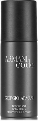 Giorgio Armani Code For Men Body Spray