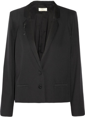 Vanessa Bruno Wool-blend jacket