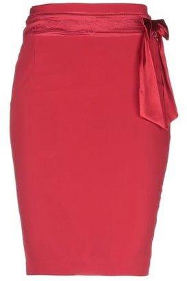 Elisabetta Franchi Knee length skirt