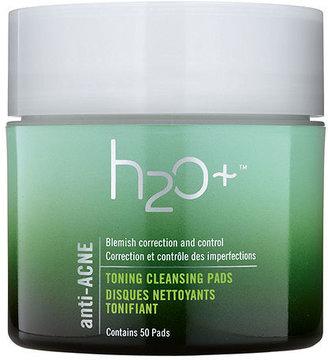 H20 Plus Anti-Acne Toning Cleansing Pads 50 pads