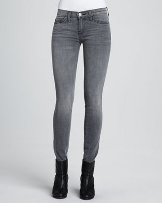 Current/Elliott The Ankle Skinny Jeans, Gutter