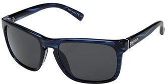 Von Zipper VonZipper Lomax (Ocean Blue/Grey) Sport Sunglasses