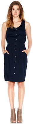 Rachel Roy Sleeveless Denim Dress