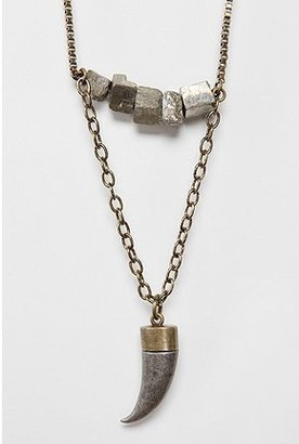 Urban Outfitters Crosstown Necklace