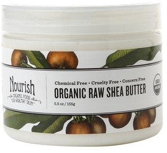 Nourish Organic Raw Shea Butter $12.99 thestylecure.com