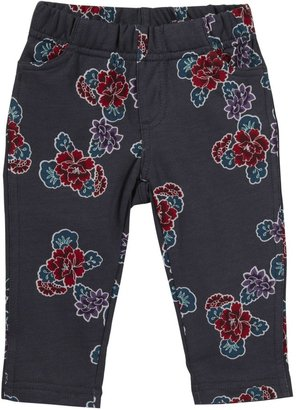 Tea Collection Printed Pants - Stormy Night-6-12 Months
