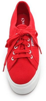 Superga Platform Sneakers
