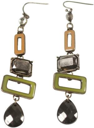 Langford Market Geometric Earrings