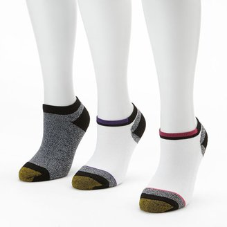 Gold Toe Goldtoe 3-pk. no-show sport socks