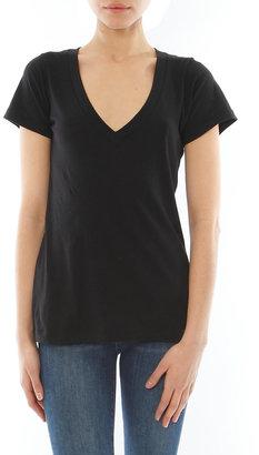 LnA Deep V Tee Shirt