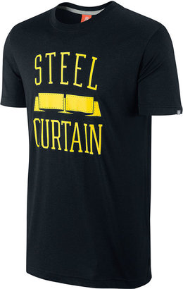 Nike Men's Shirt, NFL Instant Replay Steelers T-Shirt