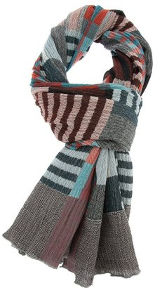 Nuno striped scarf
