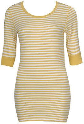 Forever 21 Stripe Knit Tee