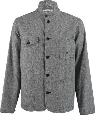 Rag and Bone RAG & BONE Men's Aldgate Jacket with Front Pockets
