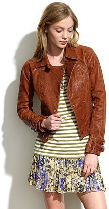 Madewell Leather moto jacket