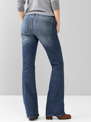 Gap 1969 Demi Panel Sexy Boot Jeans