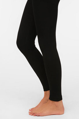 Urban Outfitters Fleece-Lined Footless Tight