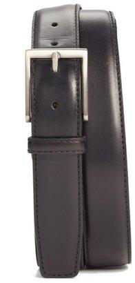Men's Magnanni Catania Leather Belt $125 thestylecure.com
