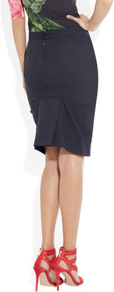 Vivienne Westwood New Bag stretch-cotton skirt